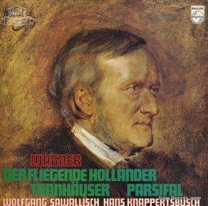 ハンス・クナッパーツブッシュ/ヴォルフガング・サヴァリッシュ - ワーグナー:歌劇「さまよえるオランダ人」より - PL-2