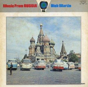 ディック・マーティン - ロシアの旋律 - GT177