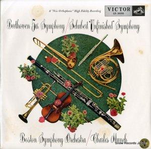 シャルル・ミュンシュ - ベートーヴェン:交響曲第5番ハ短調「運命」 - LS-2030