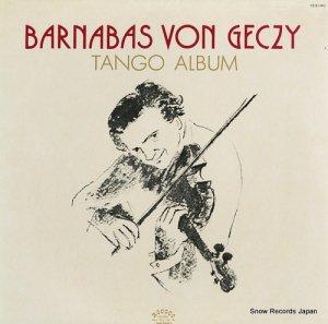 バルナバス・フォン・ゲッツイ - ゲッツイ・タンゴ・アルバム - YZ-91-RC