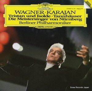 ヘルベルト・フォン・カラヤン - ワーグナー:楽劇「トリスタンとイゾルデ」第1幕への前奏曲と「イゾルデの愛の死」 - 28MG0739
