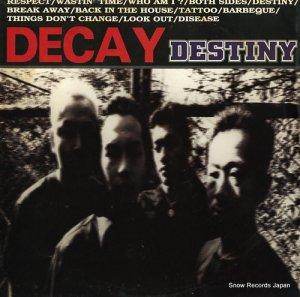 ディケイ - destiny - SH-011
