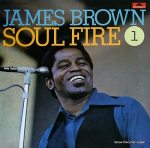 ジェームス・ブラウン - ソウル・ファイアー - MP2077