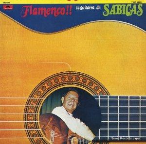 サビーカス - フラメンコ・ギターの至芸 - MP2380