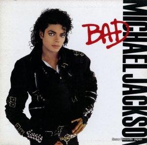 マイケル・ジャクソン - bad - OE40600