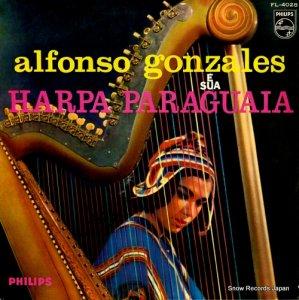 アルフォンソ・ゴンサレス - 恋を呼ぶインディアン・ハープ - FL-4028