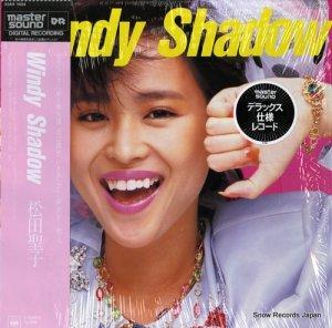 松田聖子 - windy shadow - 32AH1634