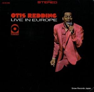オーティス・レディング - live in europe - SD33-286