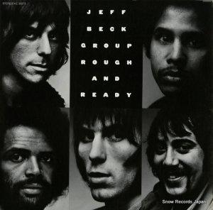 ジェフ・ベック・グループ - rough and ready - KE30973