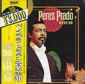 ペレス・プラート - ラテン音楽・ベスト30 - RCA-8201-02