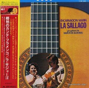 ラ・サジャーゴ - 郷愁のカンテ・フラメンコ - MP2382