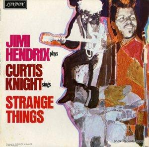 ジミ・ヘンドリックス・ウィズ・カーティス・ナイト - strange things - SH8369