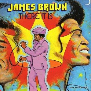 ジェームス・ブラウン - there it is - PD5028