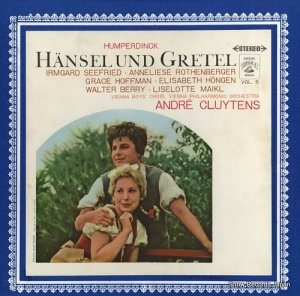 アンドレ・クリュイタンス - フンパーディンク:歌劇「ヘンゼルとグレーテル」 - AA-9110-1