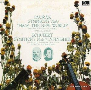 ラファエル・クーベリック - ドヴォルザーク:交響曲第9番作品95「新世界より」 - FG-61