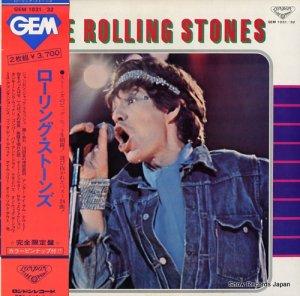 ザ・ローリング・ストーンズ - the rolling stones - GEM1031/32