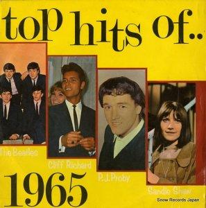 V/A - top hits of 1965 - ATL4186