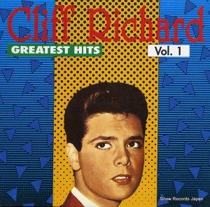 クリフ・リチャード - greatest hits vol.1 - LP752012