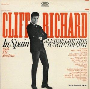 クリフ・リチャードとシャドウズ - in spain / all-time latin hits sung in spanish - BN26115