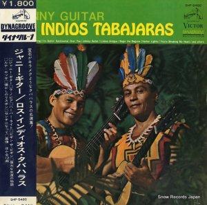 ロス・インディオス・タバハラス - ジャニー・ギター - SHP-5480
