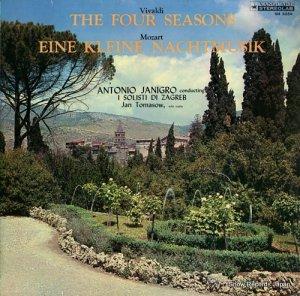 アントニオ・ヤニグロ - ヴィヴァルディ:合奏協奏曲「四季」 - SH5054