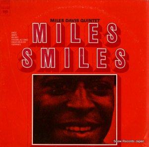 マイルス・デイビス - miles smiles - PC9401