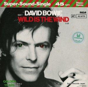 デビッド・ボウイ - wild is the wind - PC9773