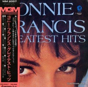 コニー・フランシス - グレイテスト・ヒッツ - MM2057
