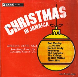 V/A - christmas in jamaica - SOL7946