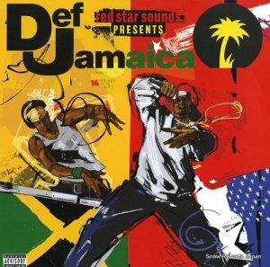 V/A - red star sounds presents def jamaica - B0001195-01