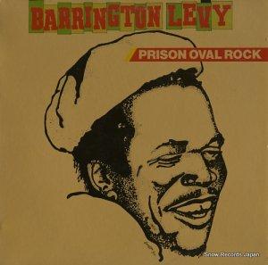 バーリントン・レヴィ - prison oval rock - VPRL1017