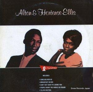 アルトン&ホーテンス・エリス - alton & hortense ellis - SOLP-042