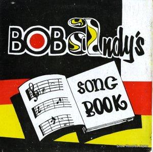 ボブ・アンディ - bob andy's song book - SOL1121