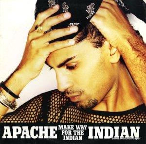 アパッチ・インディアン - make way for the indian - 162-539948-1