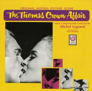 ミシェル・ルグラン - the thamas crown affair - UA-LA295-G