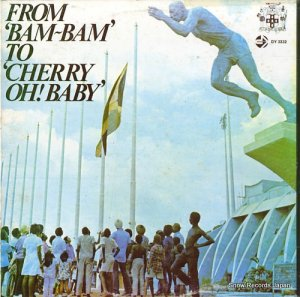 V/A - from bam bam to cherry oh! baby - DY3332