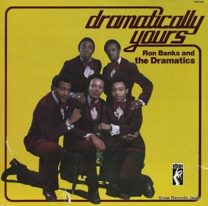 RON BANKS AND THE DRAMATICS - dramatically yours - MPS-8523