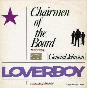 チェアメン・オブ・ザ・ボード - loverboy - 12EMI5585