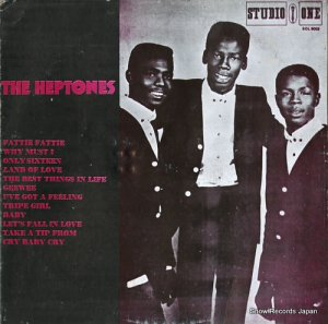 ヘプトーンズ - the heptones - SOL9002