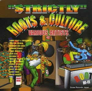 V/A - strictly roots & culture - PICK004