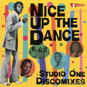 V/A - nice up the dance / studio one discomixes - HB165
