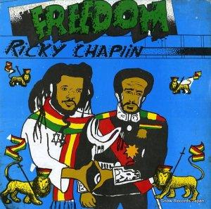 リッキー・チャップリン - freedom - DSRASIDE3724
