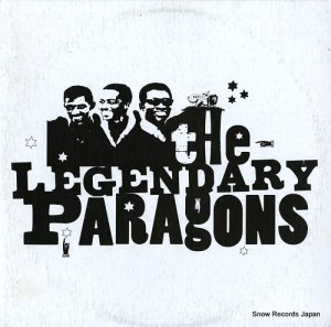 ザ・パラゴンズ - the legendary paragons - W-0022