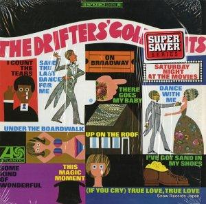 ザ・ドリフターズ - the drifters' golden hits - SD8153