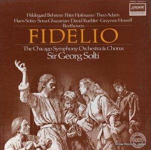 ゲオルグ・ショルティ - ベートーヴェン:歌劇「フィデリオ」(全曲) - L69C-1451/3