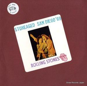 ザ・ローリング・ストーンズ - stoneaged / san diego '69 - RS-545