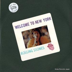 ザ・ローリング・ストーンズ - welcome to new york - RS546
