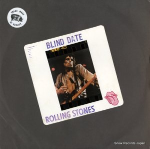 ザ・ローリング・ストーンズ - blind date - KR422