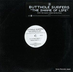 バットホール・サーファーズ - the shame of life - ED-11433-1