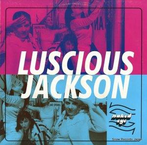 ルシャス・ジャクソン - naked eye - GR036